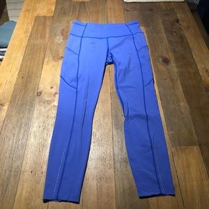 Lululemon Moroccan blue fast and free size 6
